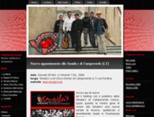 Online il nuovo sito dei Pummarola Sound