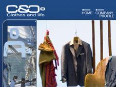 C-Co Clothing and Life moda uomo