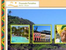 Pousada Paradiso Residence in Bahia - Brasil