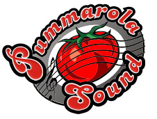 Logo Pummarola Sound Band