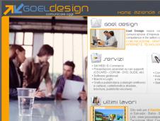 pubblicato il sito web www.goeldesign.it