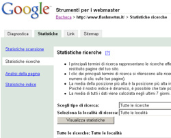 google webmaster tool 
