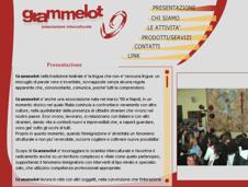 pubblicato il sito web www.grammelot.org