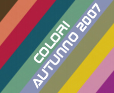 Colori autunno 2007, fashion color report di Pantone  ®, Inc.