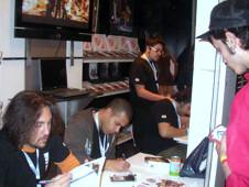 GG Studio Design comicon 2007