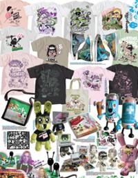 Merchandising, Jeremyville un caso di successo