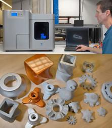 Una stampante 3d da scrivania for Costo scrivania