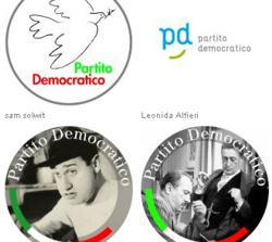 logo del nuovo partito democratico?