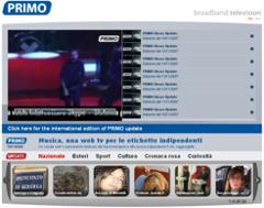 Primo TV, Broadband Television