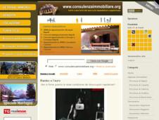 pubblicato il sito web www.consulenzaimmobiliare.org