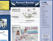 Pubblicato il sito Blog Dentaltecno