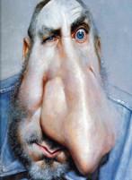 Pete Townshend caricatura di Sebastian Kruger