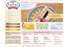 Pubblicato il sito www.idealfood.it