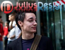 Partecipazione vincente su Juliusdesign.net