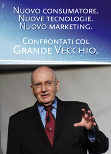 Milano, Philip Kotler ed il marketing del terzo millennio