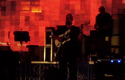 Pino daniele prove Vaimò 2008 piazza plebiscito - Pino Daniele