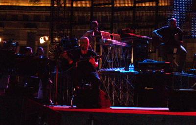 Sound Check Vai mò, stasera a Napoli piazza Plebiscito