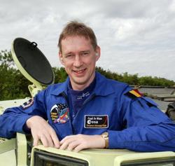 Frank De Winne Corpo Astronauti Europeo