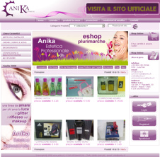 Anika s.a.s. Professional Cosmetic