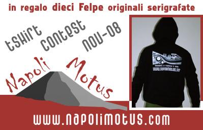 Napolimotus Tshirt Contest