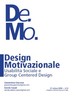 Design Motivazionale - Guida Gratuita
