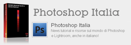 Nasce Photoshop Italia Adobe User Group