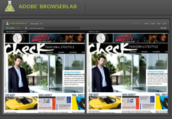 Adobe Labs - Adobe BrowserLab