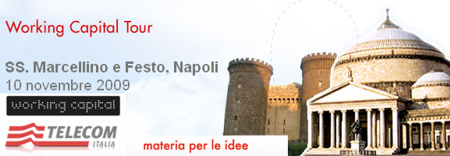 Idee di business Working Capital Tour a Napoli