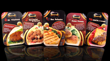 Packaging prodotti Hamburghè srl