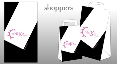Anika Shopping Bag