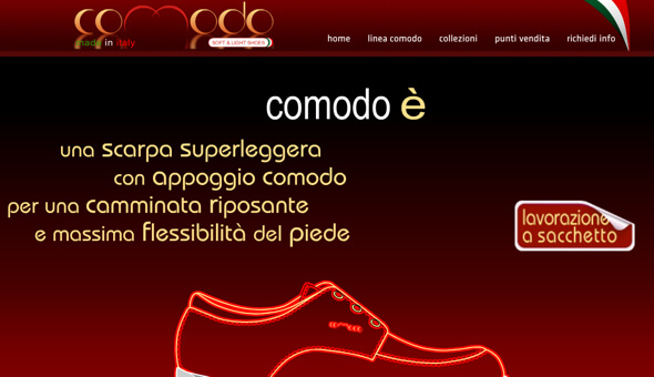 Comodo Shoes - Soft and Light Shoes