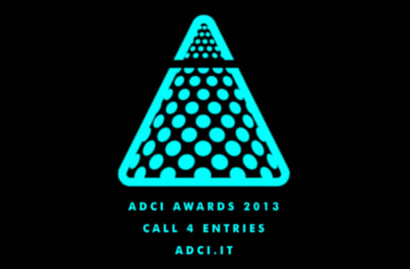 ADCI AWARDS (Art Directors Club Italiano) 2013