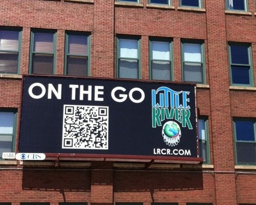 QR Codes qrbillboard 25 Smart And Creative Ways To Implement