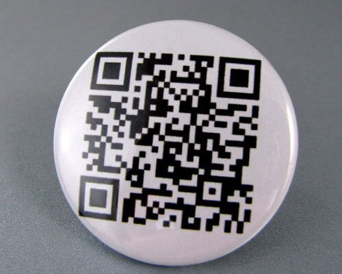 qrbutton 25 Smart And Creative Ways To Implement QR Codes
