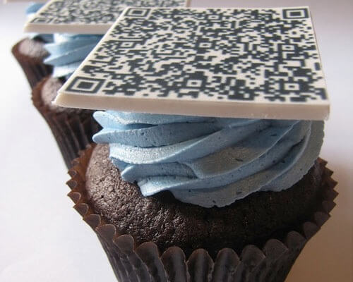 qrcake 25 Smart And Creative Ways To Implement QR Codes
