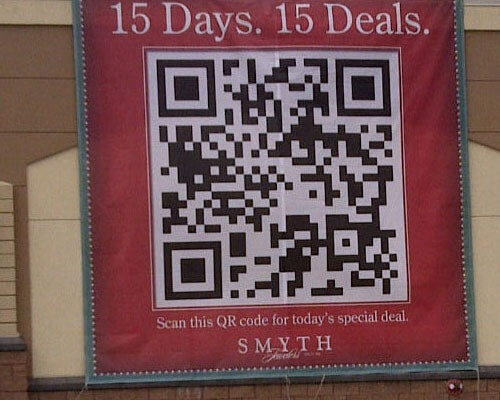 qrpromotion 25 Smart And Creative Ways To Implement QR Codes