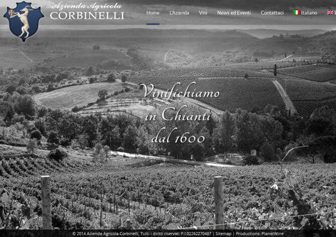 Vini Toscani Azienda Agricola Corbinelli