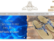Dea Sandals Sandali Capresi