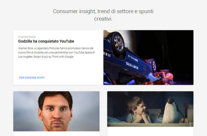 Think Insights with Google