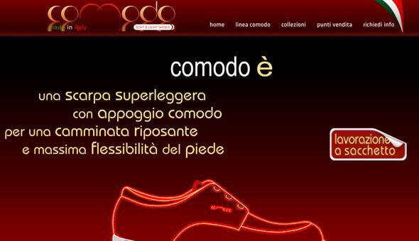 Comodo Shoes - Soft and Light Shoes