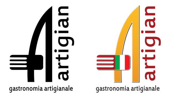 Artigian - Gastronomia Artigianale, naming e logo