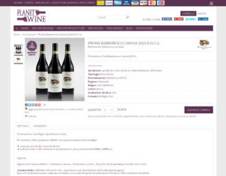 Vendita vino | enoteca online dei migliori vini italiani - Planet Wine